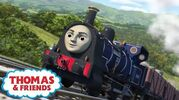 Thomas & Friends™ Meet the Character - Sonny Season 24 - The Royal Engine Cartoons for Kids