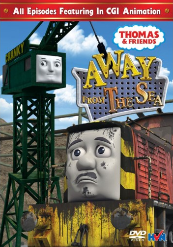Away From the Sea (Malaysian DVD)