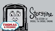 Thomas & Friends™ The Story of Diesel the Diesel Engine NEW Story Time Podcast for Kids