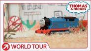 Thomas Goes West