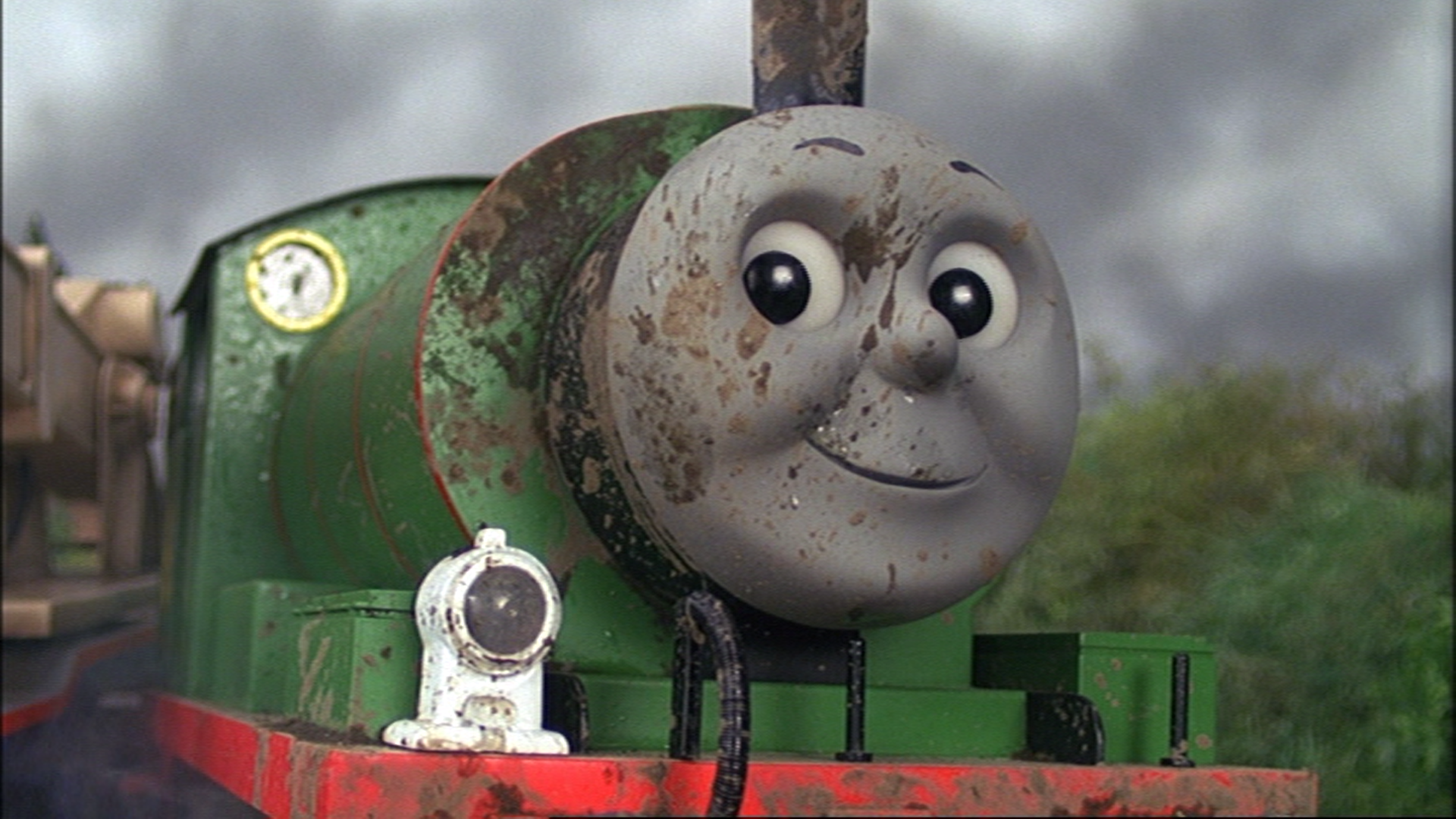 A Happy Day for Percy