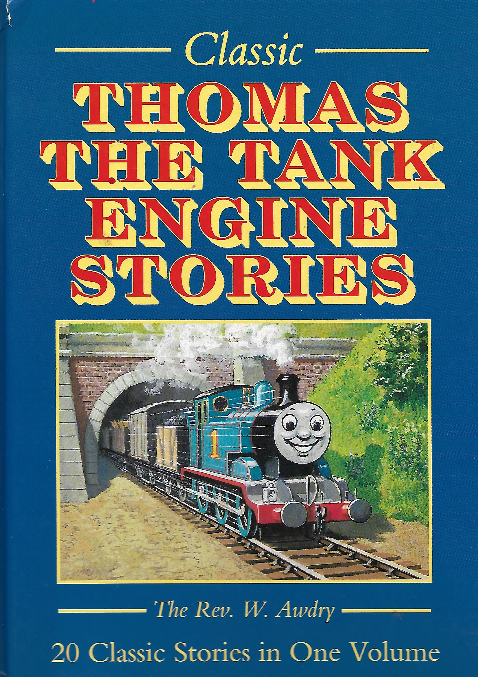 Classic Thomas The Tank Engine Stories
