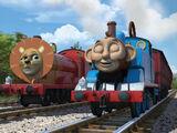 Thomas' Animal Friends