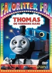 Favourites From Thomas and Friends (Norwegian VHS/DVD)