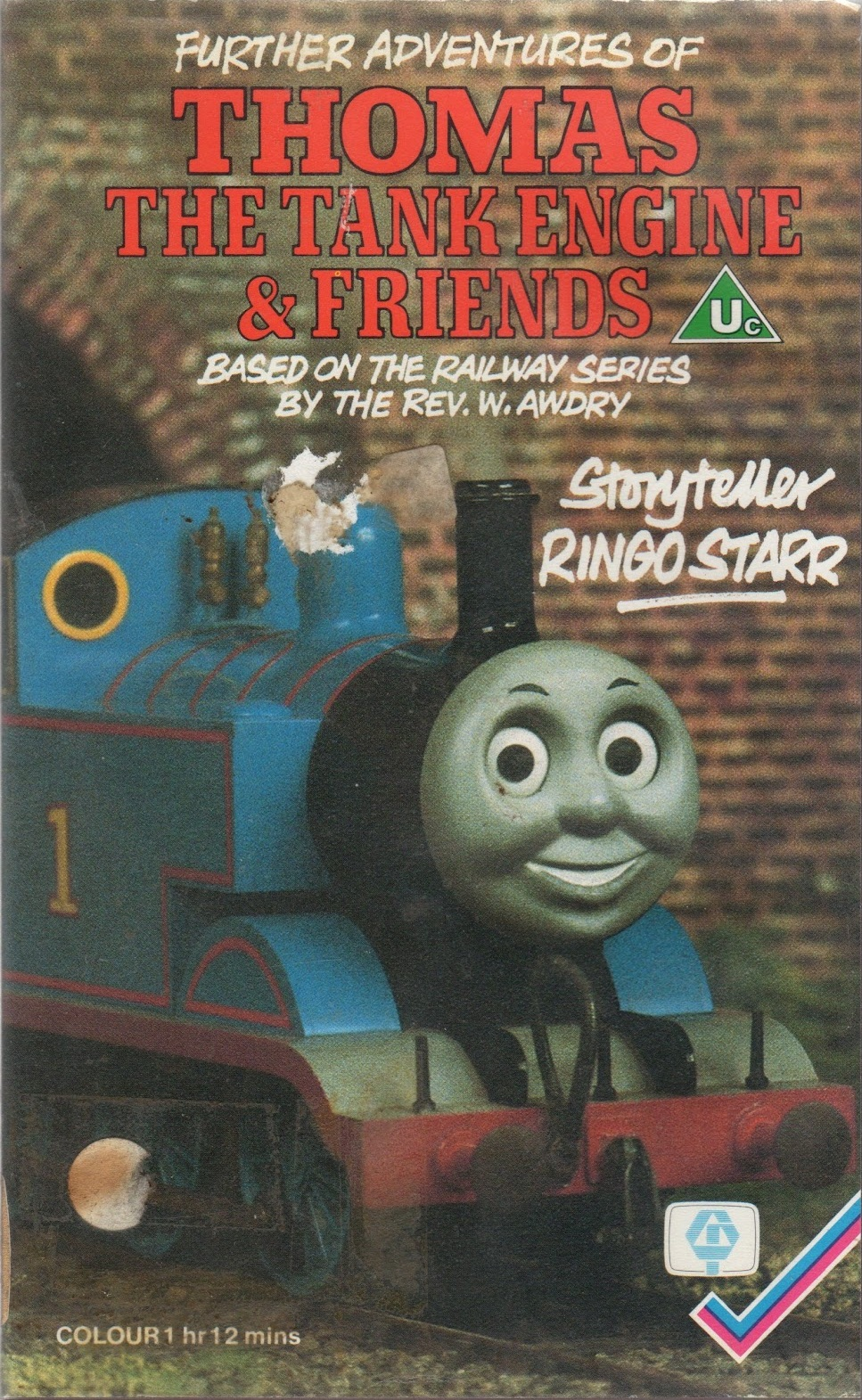 Thomas the Tank Engine and Friends Cassette 2