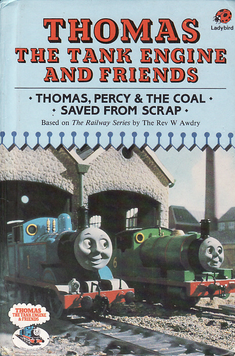 Thomas, Percy and the Coal and Saved from Scrap