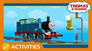 Which Whistle Suits Thomas? - American Narration