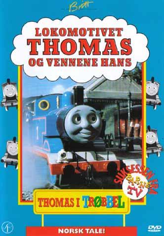 Thomas the Tank Engine 2 (Scandinavian) The Great Race!/Thomas Goes Fishing (Dutch)