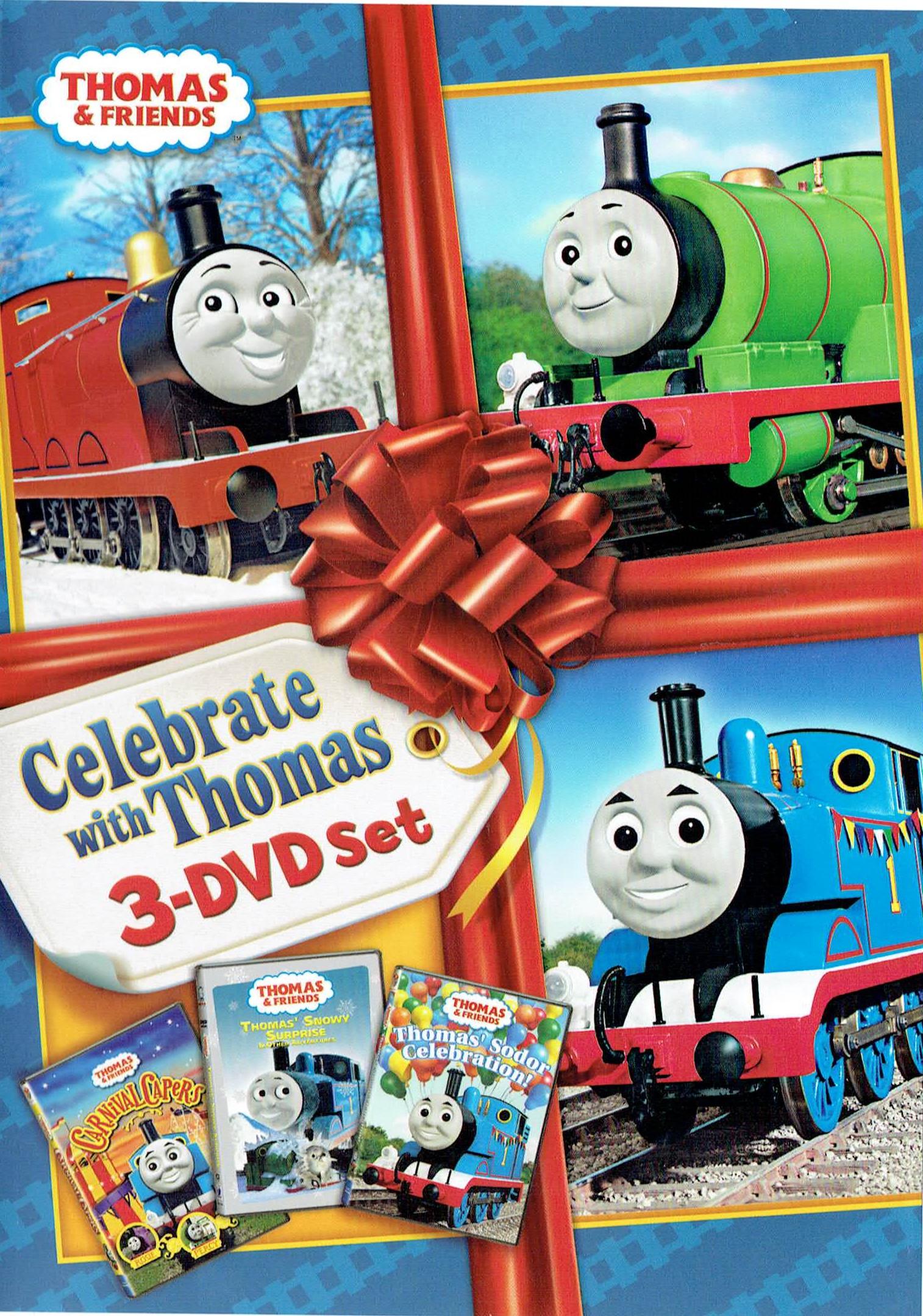 Celebrate with Thomas