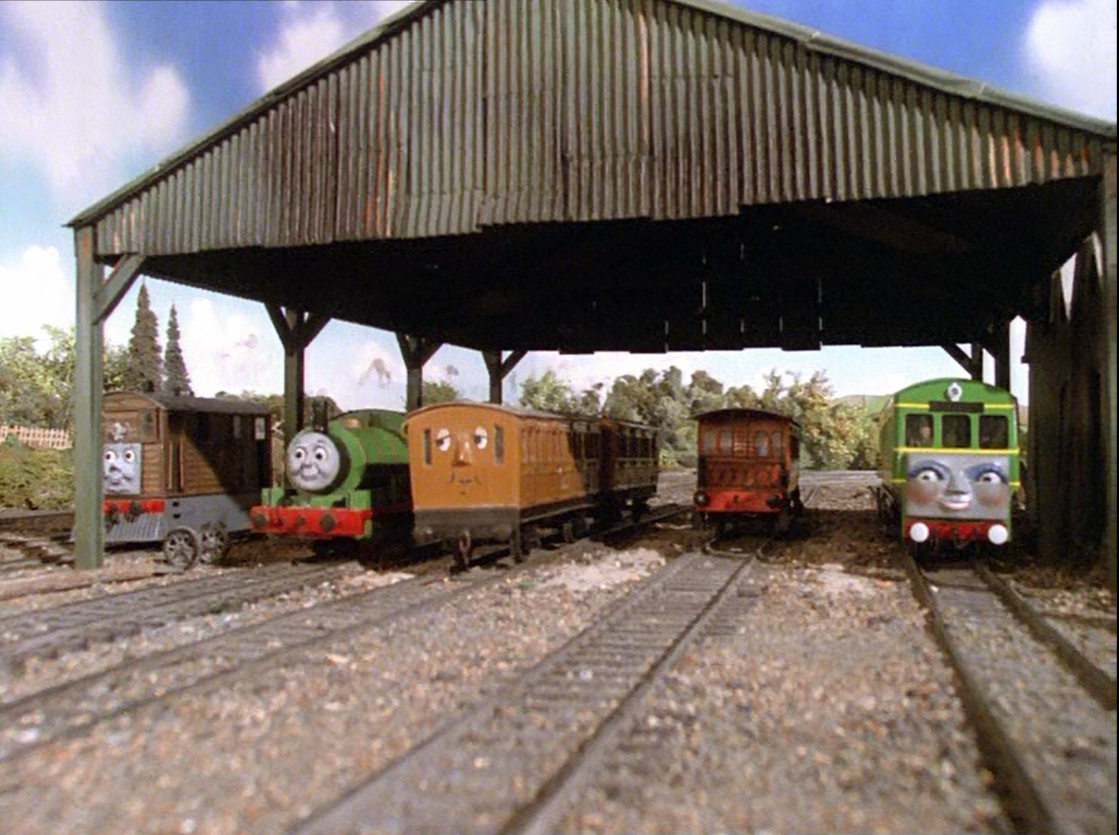 The Carriage Shed