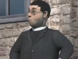 The Fat Clergyman