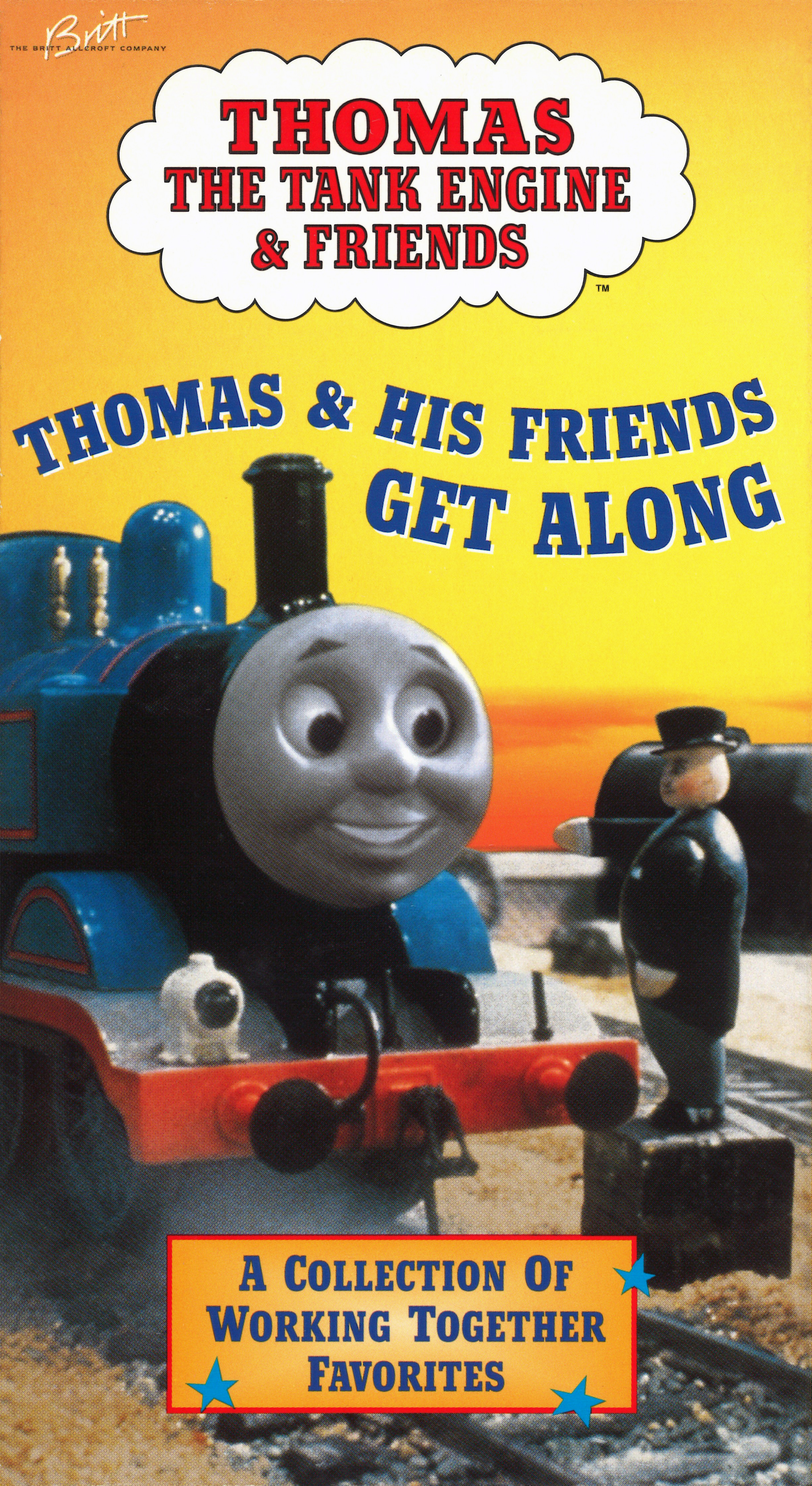 Thomas and His Friends Get Along
