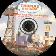 ThomasandtheJetEngineandOtherThomasAdventuresVCDDisc