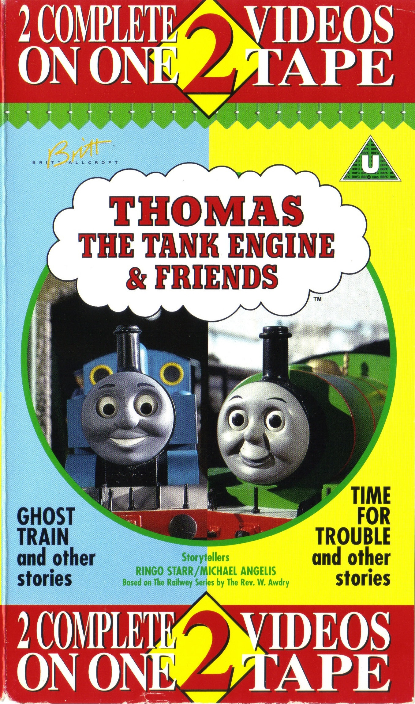 Ghost Train and other stories/Time for Trouble and other stories