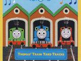 Thomas' Train Yard Tracks