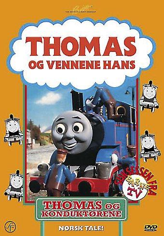 Thomas the Tank Engine 1 (Scandinavian DVD/VHS)/ …Gets Tricked/Thomas and Gordon (Dutch DVD)