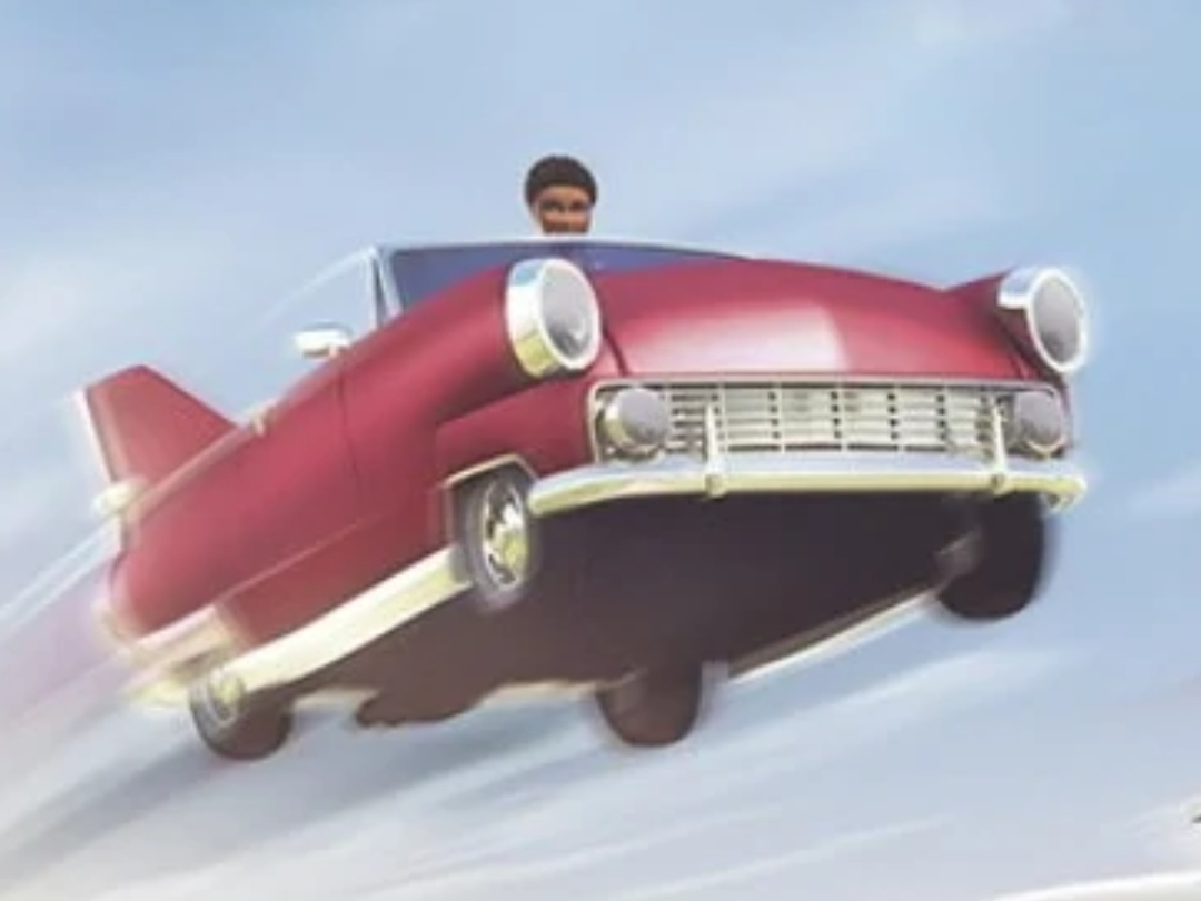 Ruth's Hover-Car