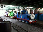 Thomas,Percy&RosieDraytonManor