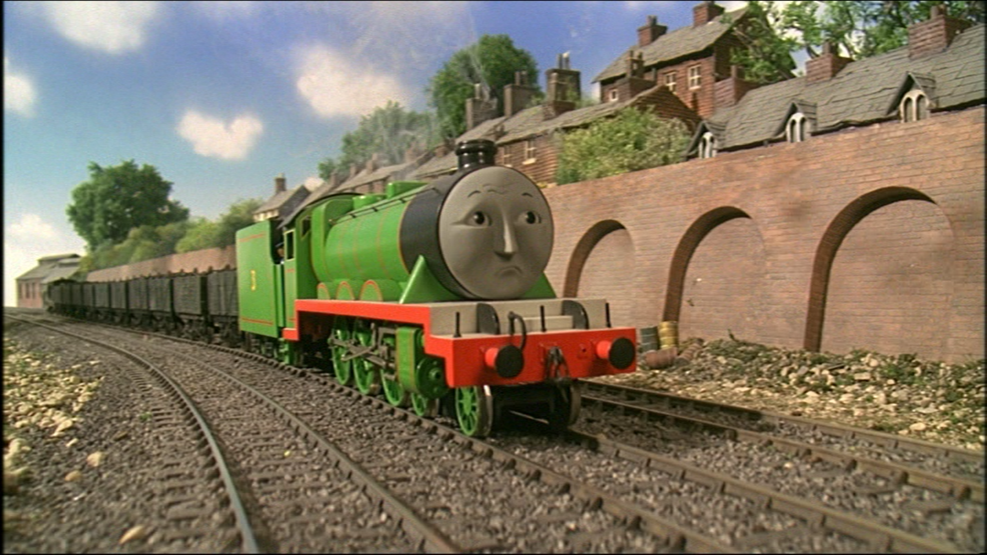 What's the Matter with Henry?