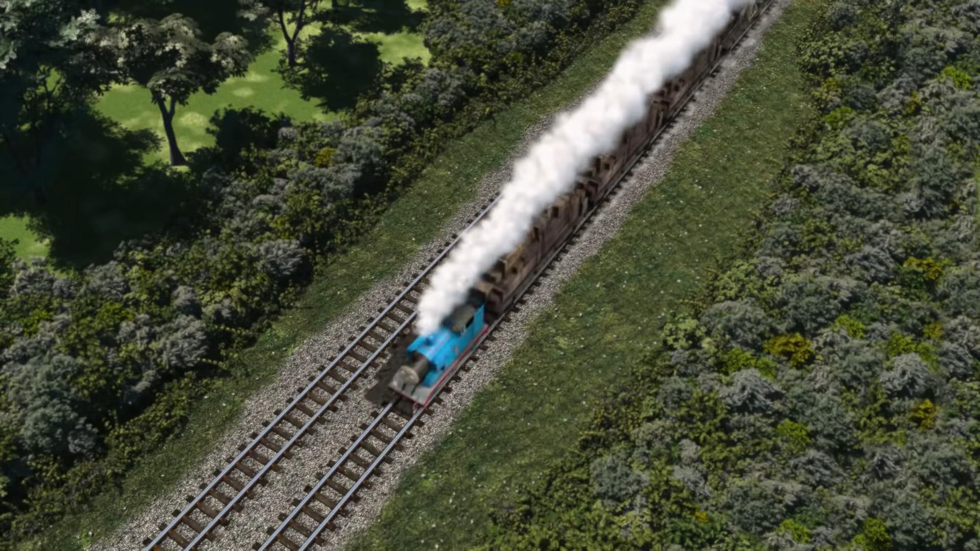 Go, Go Thomas