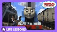 Thomas Caused an Accident at Brendam Docks Life Lesson Honesty Thomas & Friends UK