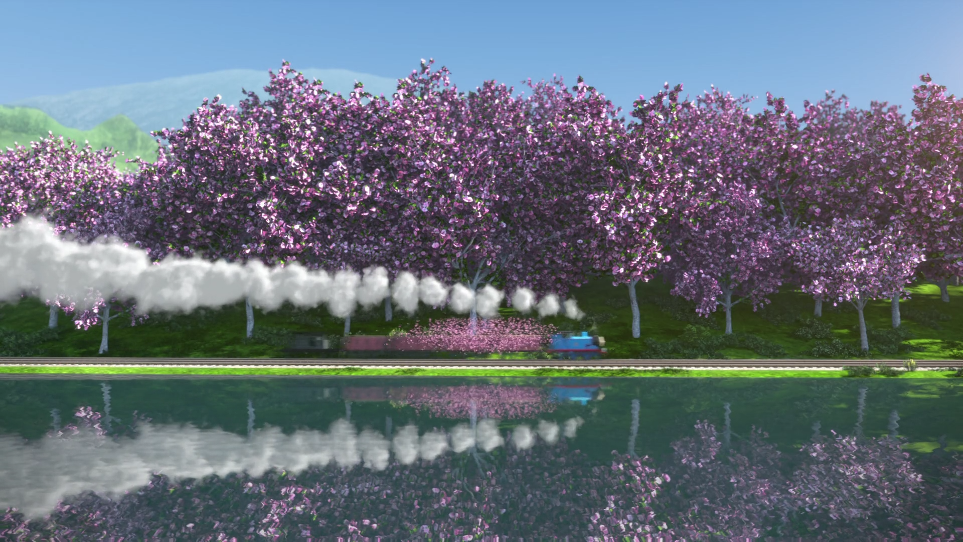 Cherry Blossom Runby