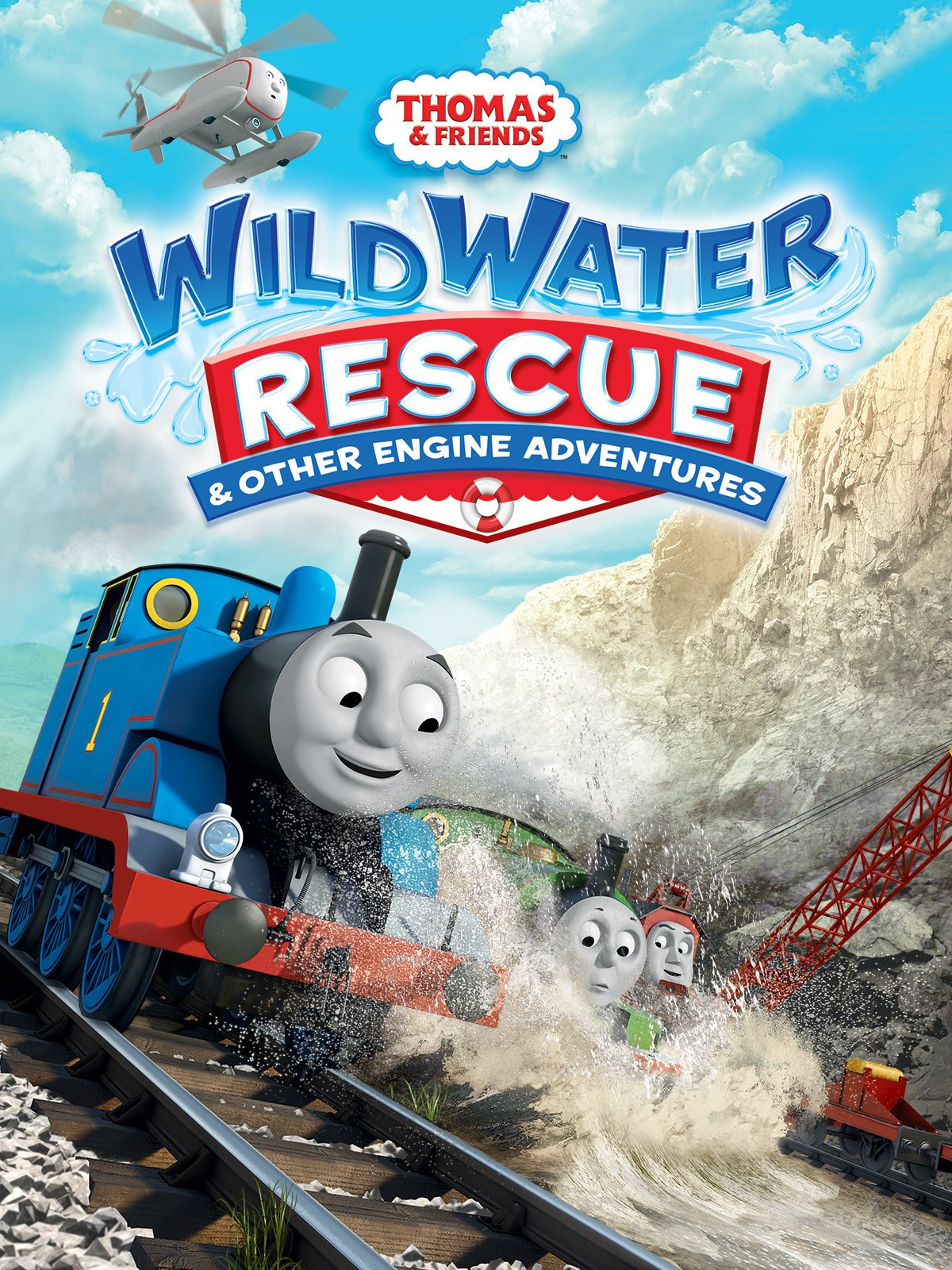 Wild Water Rescue and Other Engine Adventures