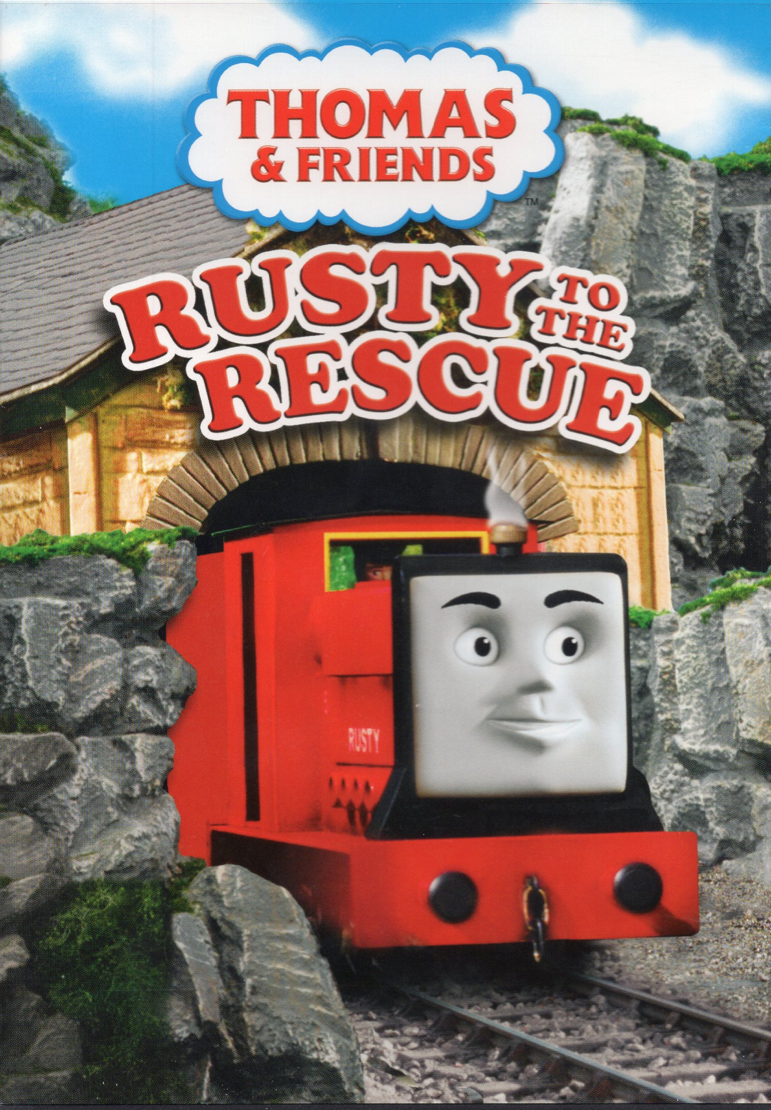 Rusty to the Rescue (DVD)