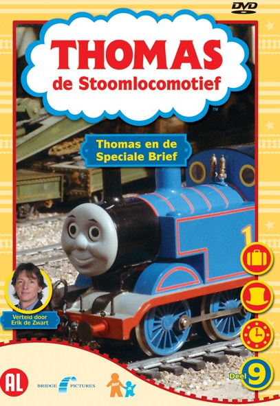 Thomas and the Special Letter (Dutch DVD)