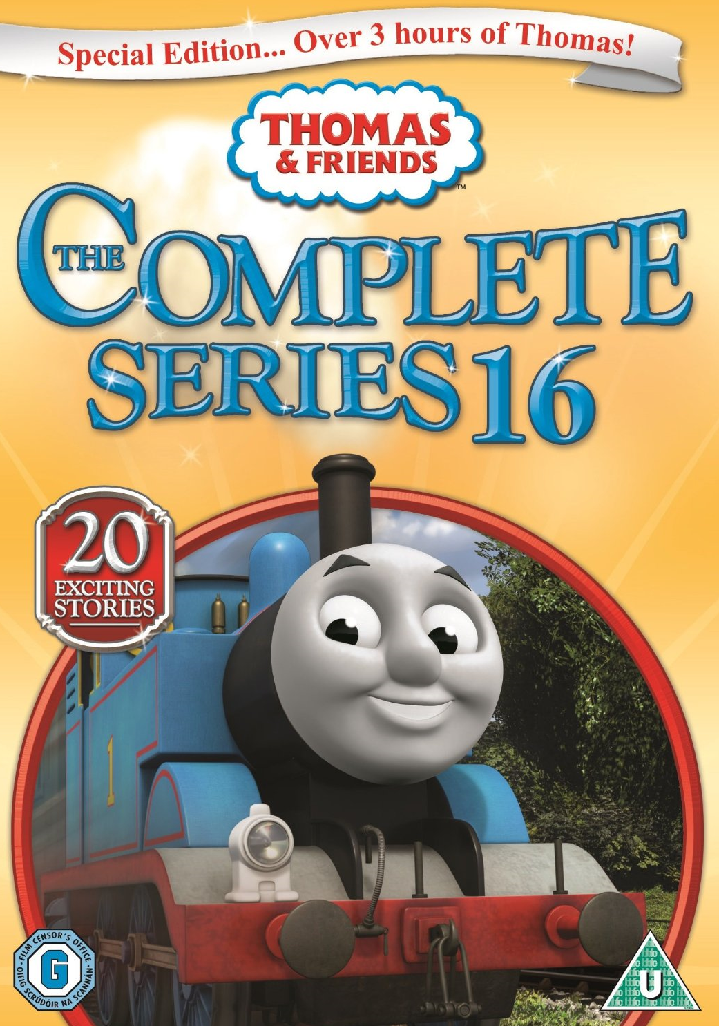 The Complete Series 16