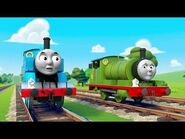 Thomas & Percy Learn About Emotions Korean (Learn with Thomas)