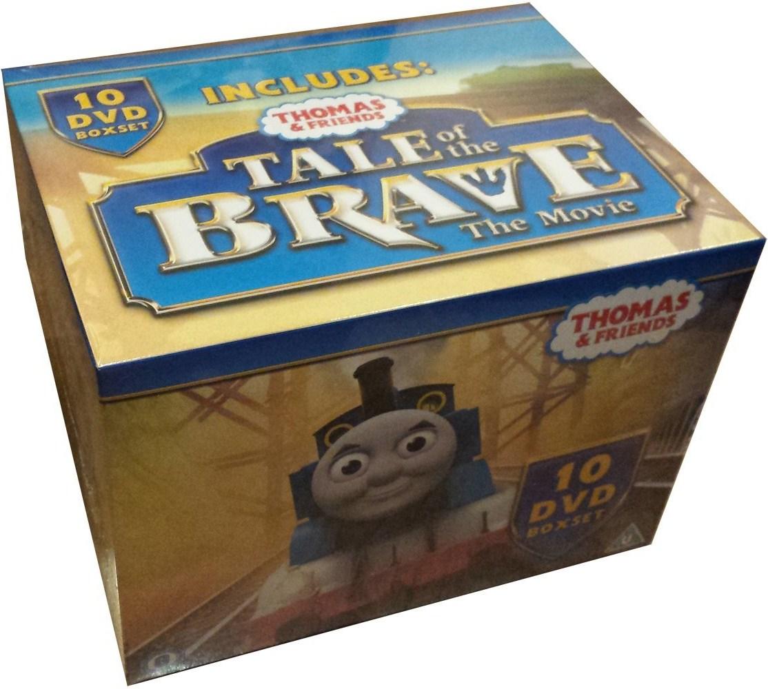 10 DVD Boxset (2014)