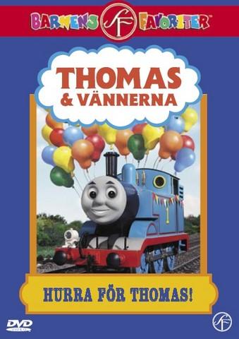 Hooray for Thomas! (Swedish DVD)