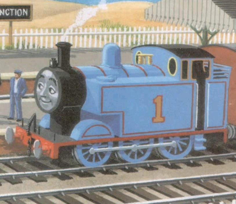 List of Steam Engines in the Railway Series