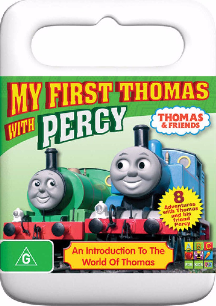 My First Thomas with Percy