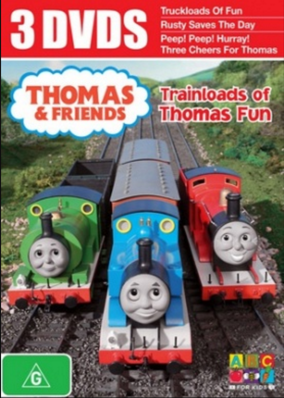 Trainloads of Thomas Fun