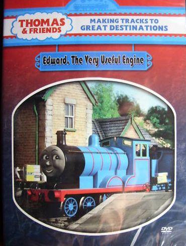 Edward, the Very Useful Engine (Philippine DVD)