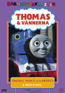 Thomas,PercyandtheDragonSwedishDVD