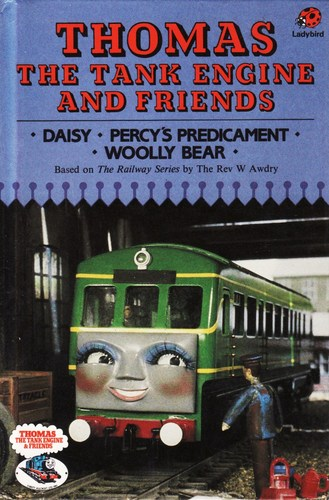 Daisy & Percy's Predicament & Woolly Bear (Ladybird Book)