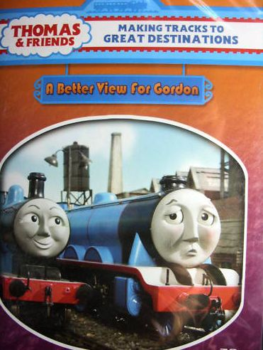 A Better View for Gordon (DVD)