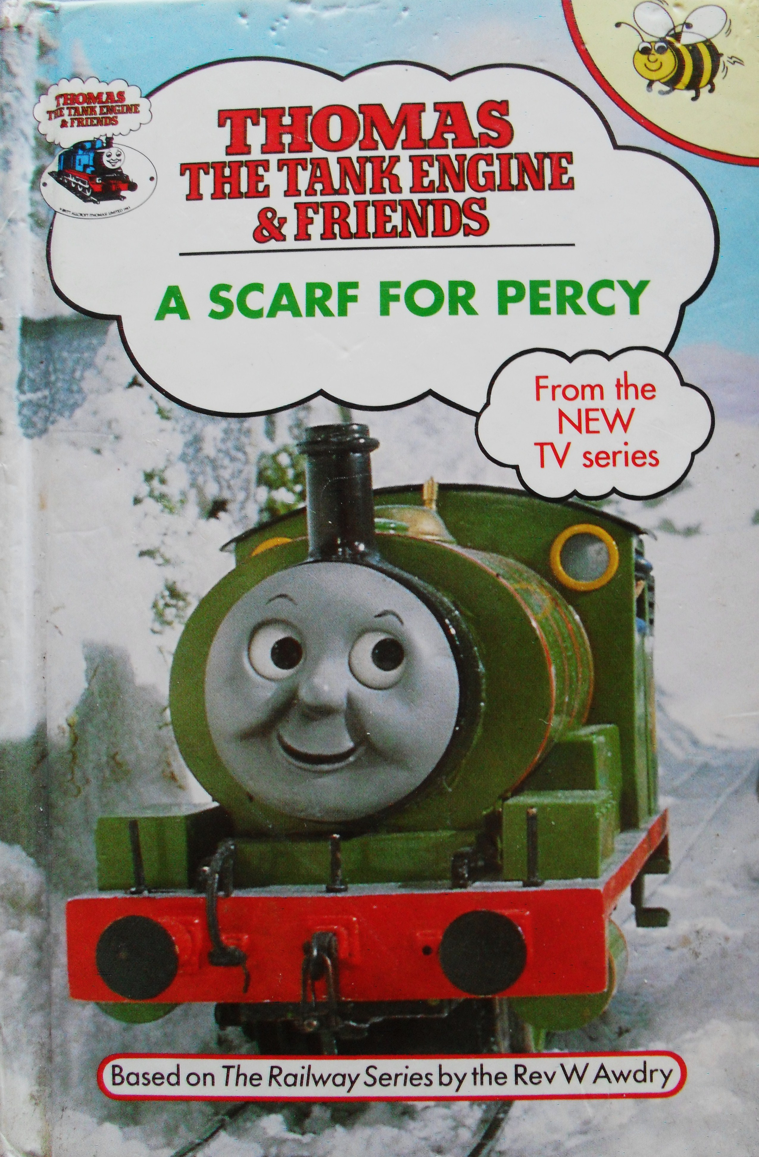 A Scarf for Percy (Buzz Book)