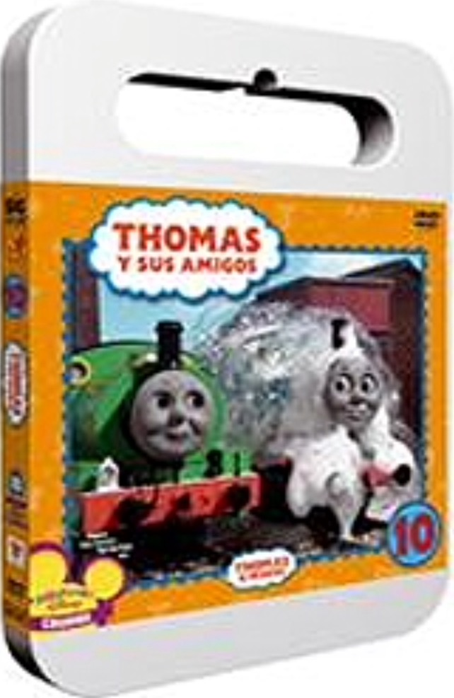 Thomas and Friends - Volume 10 (Spanish DVD)