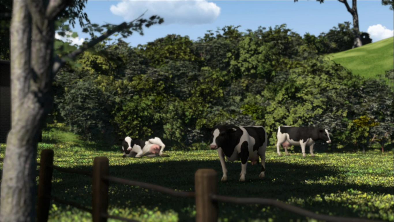 Farmer Trotter's Field