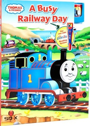 A Busy Railway Day