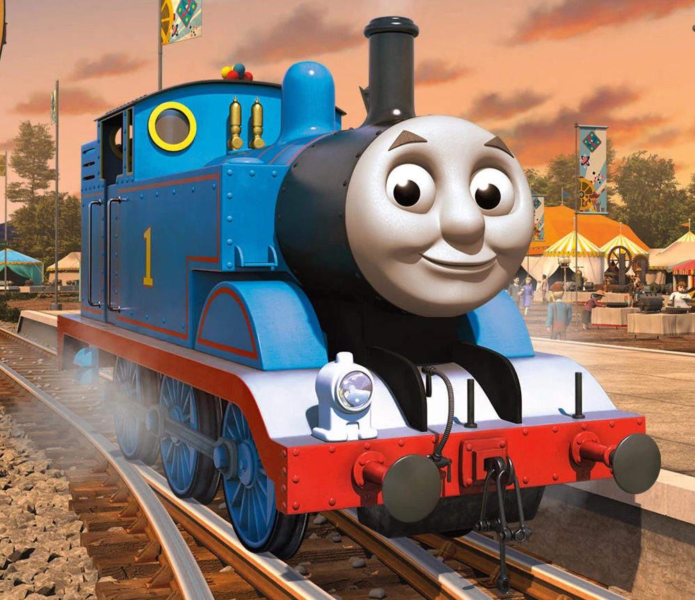 Thomas  the Tank engine TRACKMASTER 【Sodor Carnival trcus x 3 】New *rare