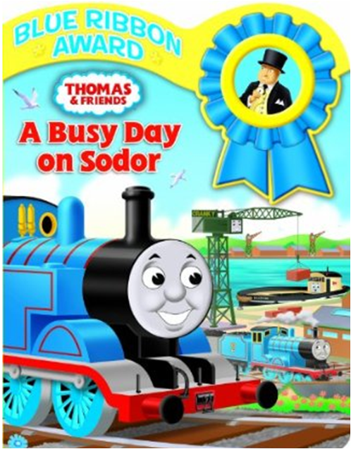 A Busy Day on Sodor