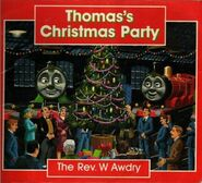 Thomas'sChristmasParty(book)1992Cover