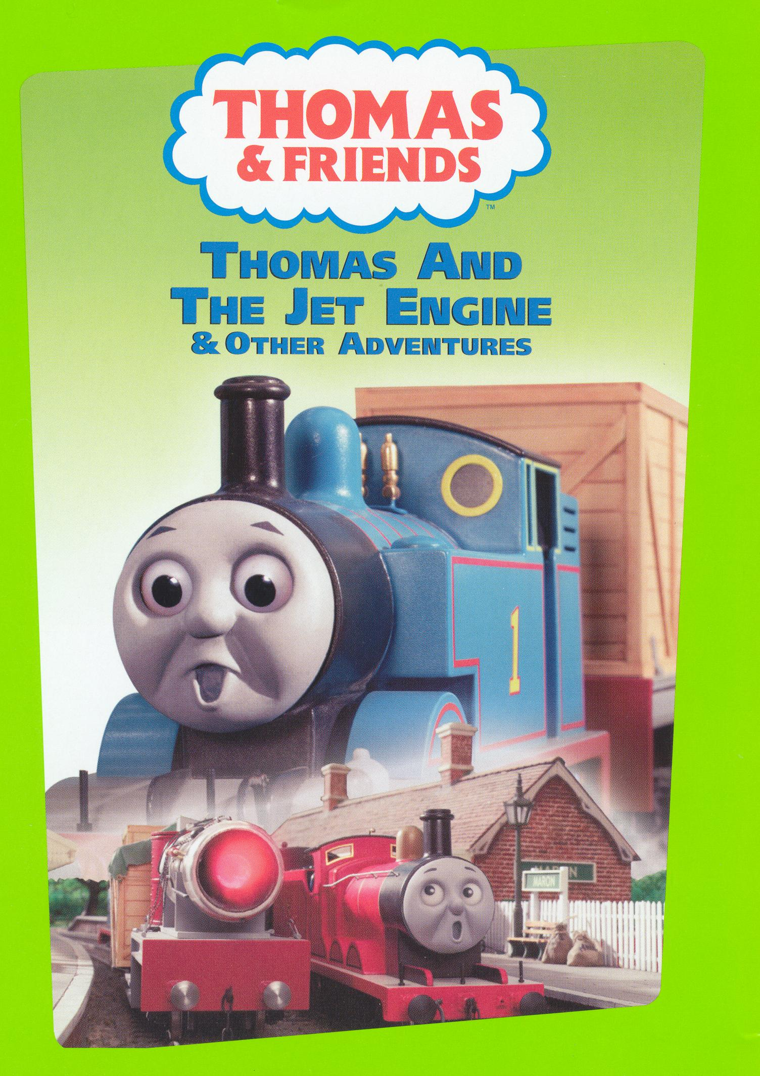 Thomas and the Jet Engine and Other Adventures