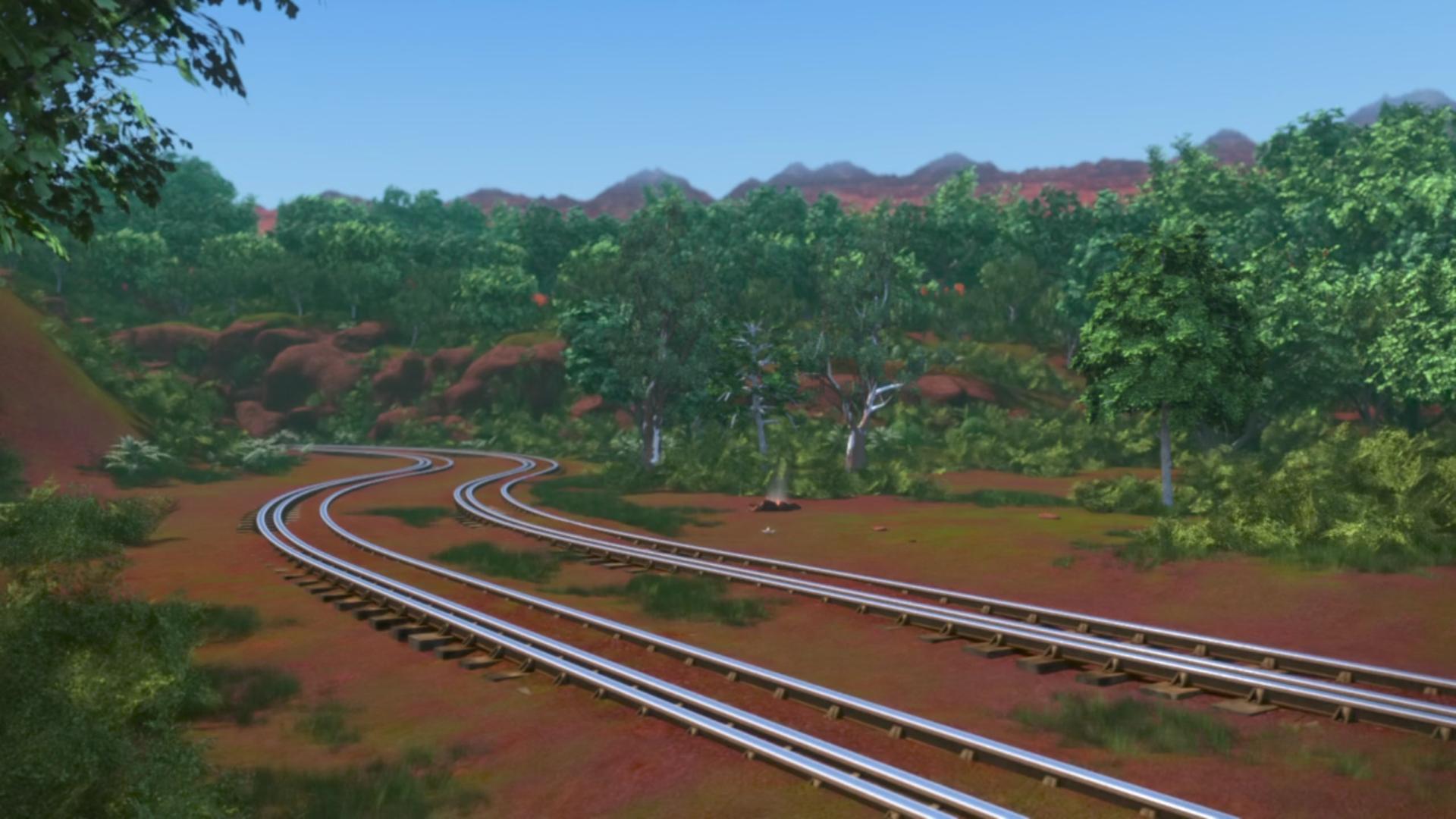 The Kuranda Rainforest