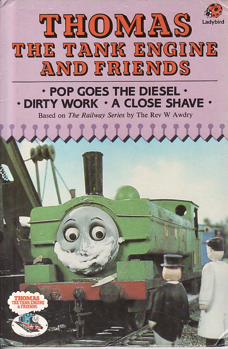 Pop Goes the Diesel and Dirty Work and A Close Shave